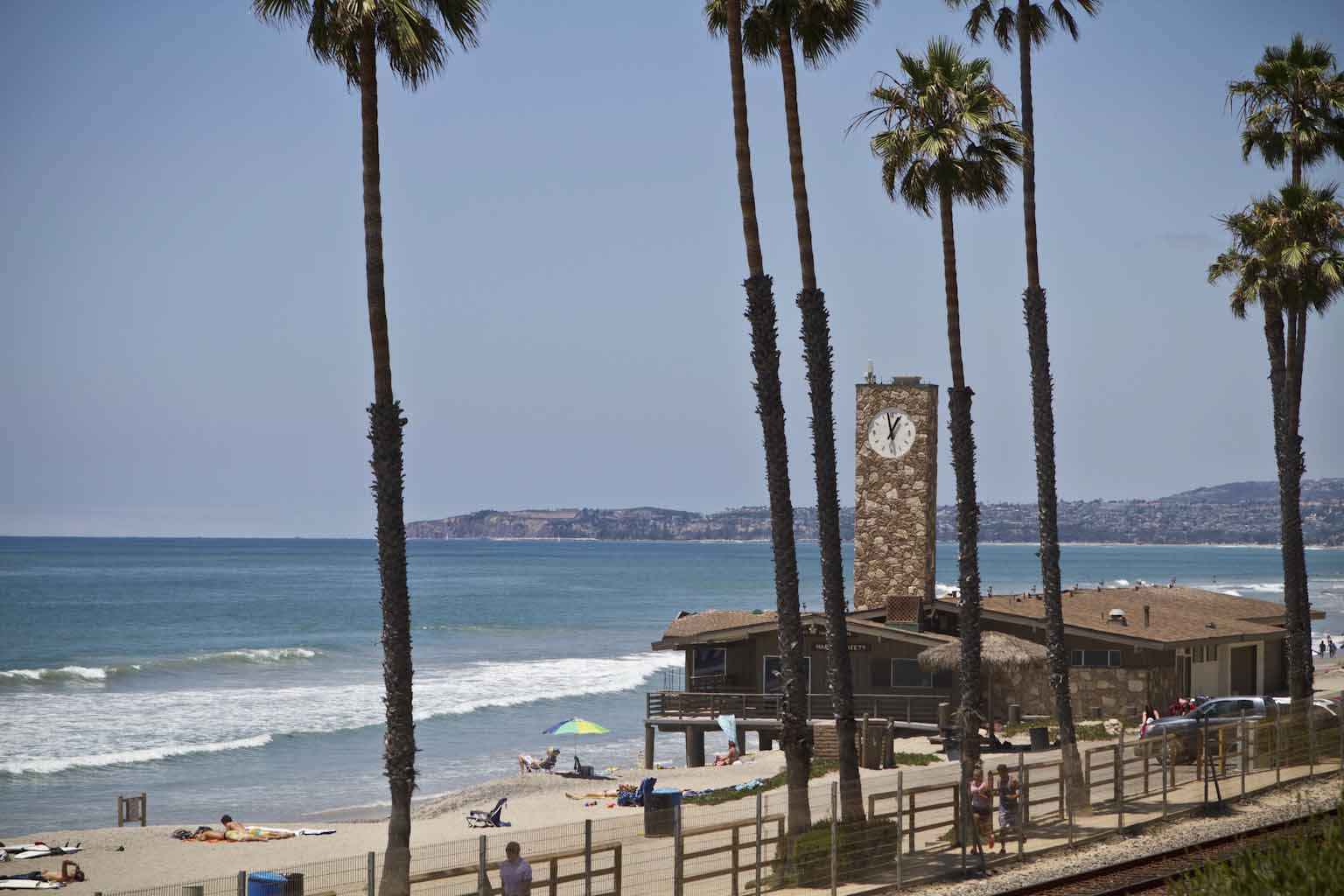 San Clemente clock tower
